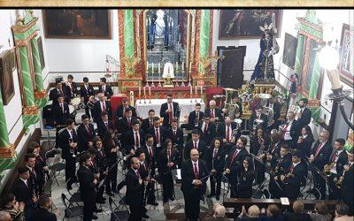 Concierto de Semana Santa de la Banda Municipal de Música
