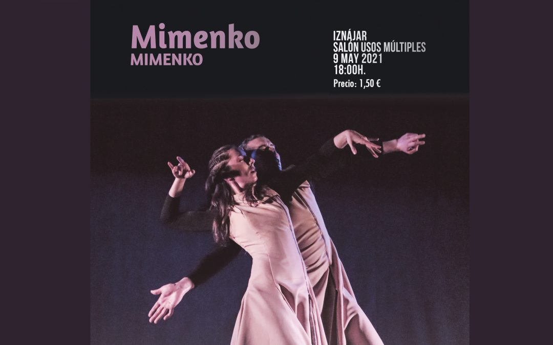 Red Andaluza de Teatro. Mimenko. Espectáculo de flamenco-danza