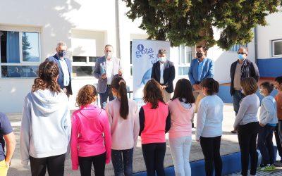 Emproacsa traslada a Iznájar los talleres virtuales '1Gota x 1Vida1 a 136 escolares de la localidad