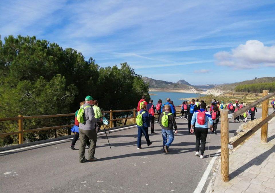 Cicloturismo y senderismo, las grandes apuestas de Iznájar para FITUR