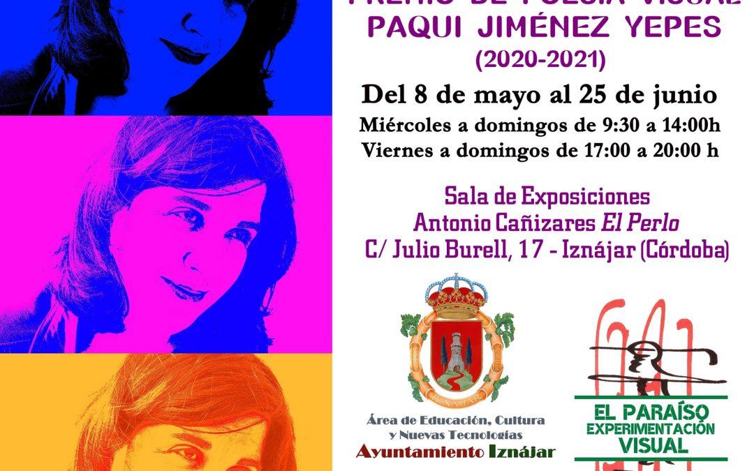 "Exposición Premio de Poesía Visual ""Paqui Jiménez Yepes"""