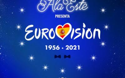 """Concierto """"Eurovisión 1956-2021"""" de Ala Este"""