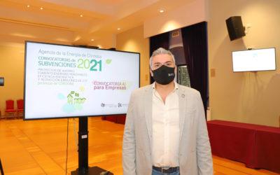La empresa iznajeña Arjona Matas entre los proyectos que han logrado la subvención para la generación eléctrica de autoconsumo fotovoltaico de la Agencia Provincial de la Energía