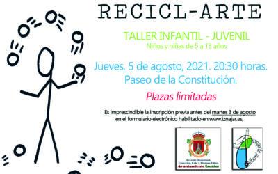 Taller Reciclarte