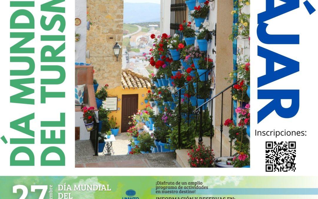 Iznájar se prepara para el Día Mundial del Turismo