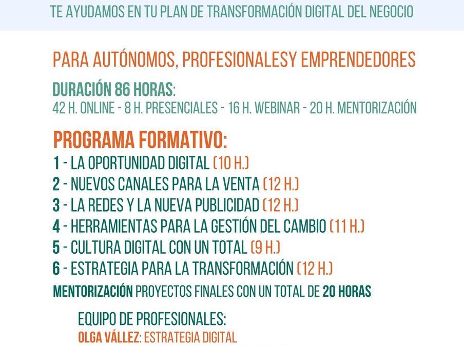 Formación de empresas: Impulsando la digitalización cordobesa