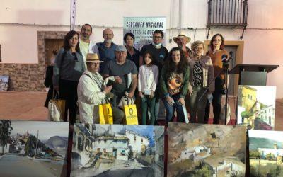 Iznájar se consolida como espacio artístico urbano