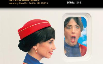 Teatro: Aerolíneas Ibéricas. Red Andaluza de Teatros Públicos