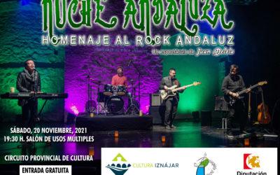 Noche Andaluza, homenaje al Rock Andaluz